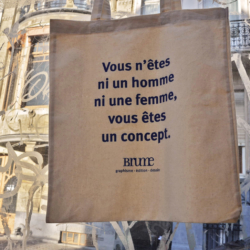 Sac Paroles de la rue