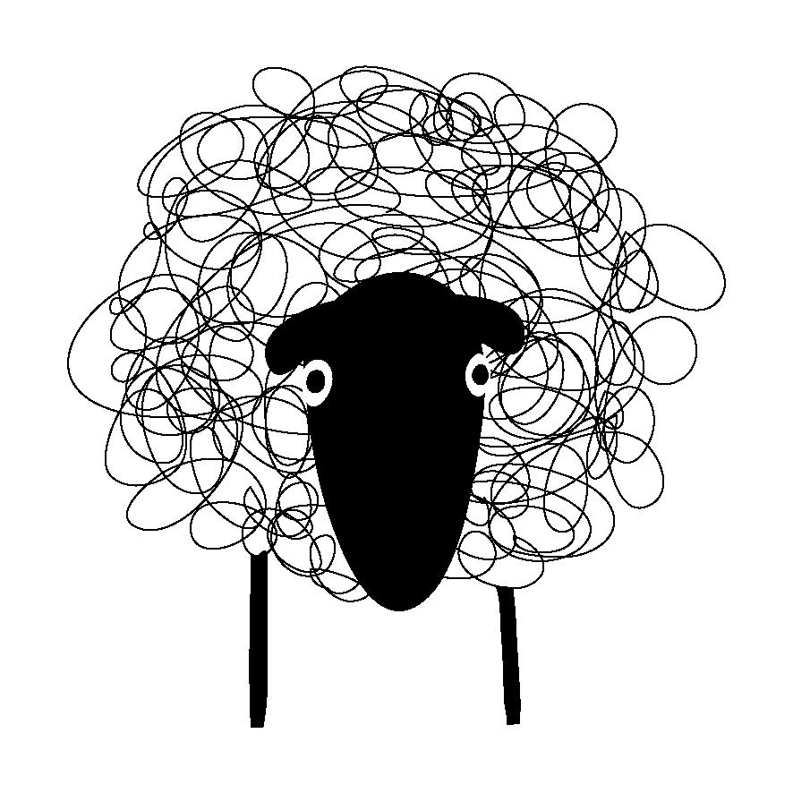 Carnets moutons – dessins